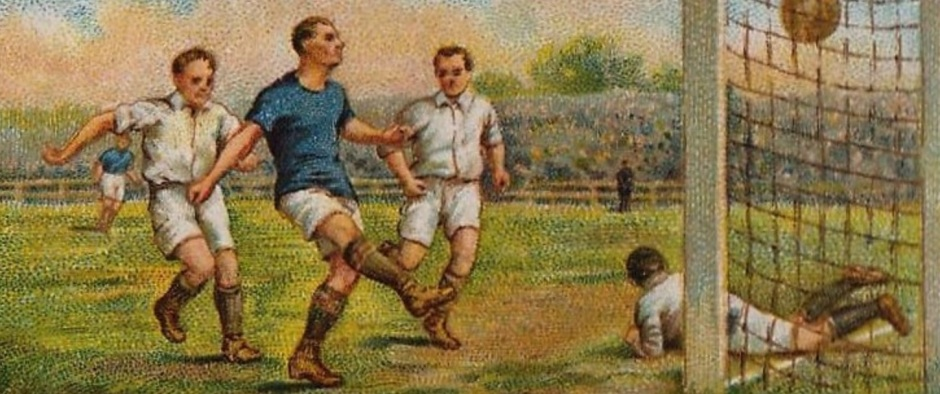 1925 Turf Boguslavsky Soccer Top