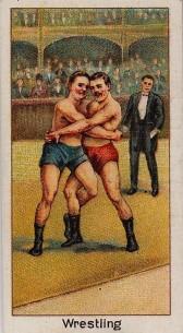 1925 Turf Boguslavsky Wrestling