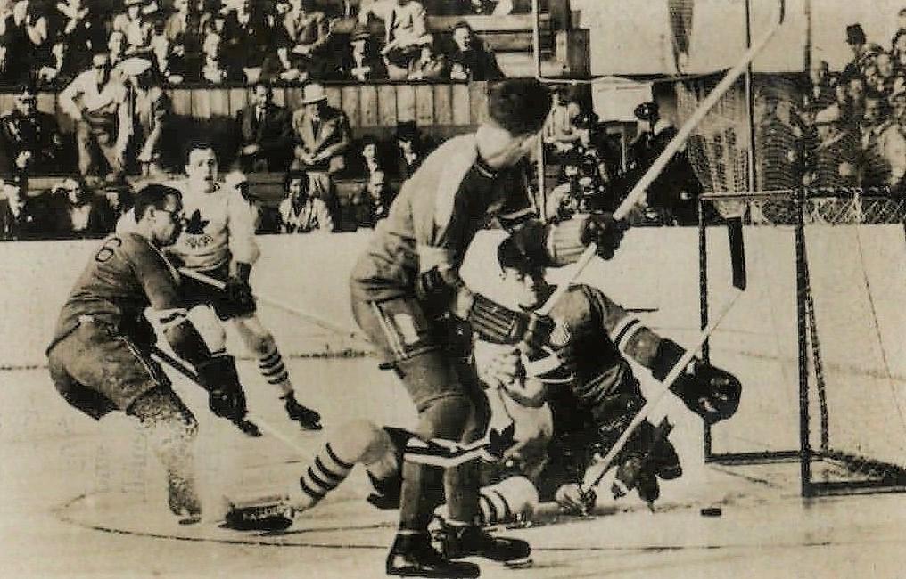 1936 Kosmos Olympia Hockey