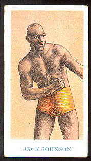E75 Jack Johnson Boxing Caramel