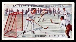 Lambert Butler Winter Sports Hockey