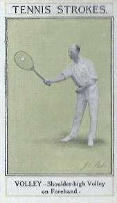 Sarony Tennis Strokies