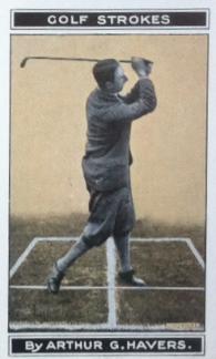 1923 B. Morris Sons Golf Strokes