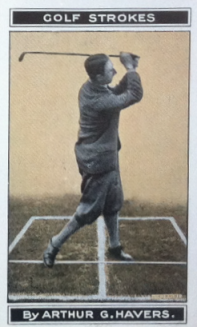 1923 B. Morris Sons Golf Strokes