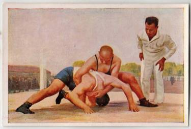 1932 Sanella Wrestling.jpg