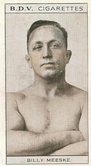 1933 BDV Who's Who in Australian Sport Wrestling