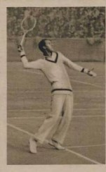 1934 Ilsa Sweets Bill Tilden Tennis