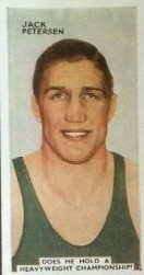 1935 Godfrey Phillips In the Public Eye Boxing