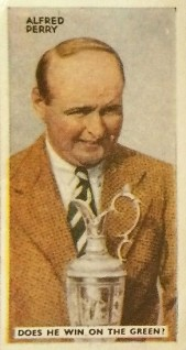 1935 Godfrey Phillips In the Public Eye Golf