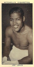 1936 Mitchell's Gallery Joe Louis Boxing