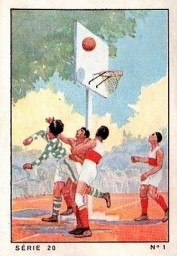 1936 Nestle Sport Stamp Basketball.jpg