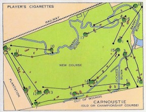 1936 Player's Championship Golf Courses