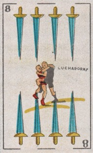 Cine Manual Wrestling Card