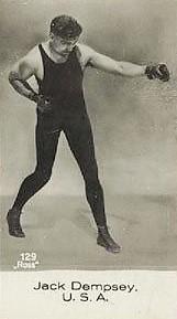 Cloetta Jack Dempsey Boxing