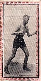 Davies Herbert Newcastle Famous Boxers Boxing