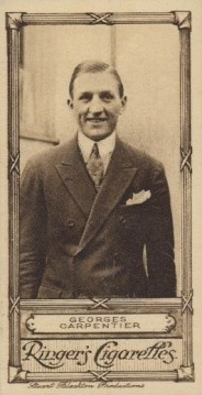 Edwards Ringer Bigg Cinema Stars George Carpentier Small No. 43