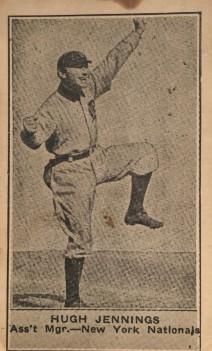 Hughie Jennings E122