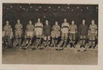 Team USA Hockey 1934 Ilsa Sweets