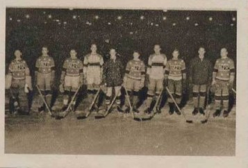 Team USA Hockey 1934 Ilsa Sweets