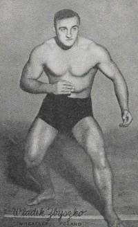 Wladek Zbyszko Wrestling Exhibit