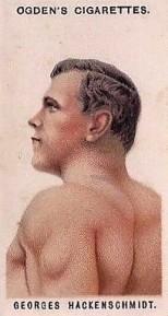 1908 Ogden Pugilists and Wrestlers George Hackenschmidt Wrestling