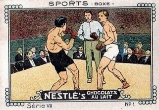 1920 Nestle Boxing