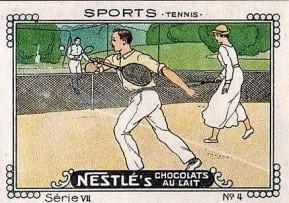 1920 Nestle Tennis