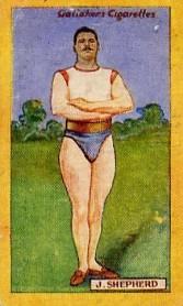 1924 Gallaher Wrestling
