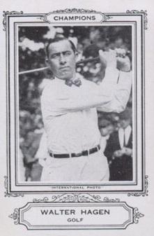 1926 Spalding Walter Hagen Golf