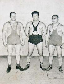 1936 Dubek Wrestling