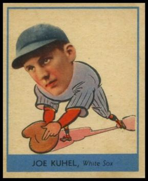 1938 Goudey Kuhel