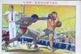 Amatller Los Deportes Boxing