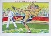 Amatller Los Deportes Wrestling