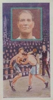 J.A. Pattreiouex Celebrities in Sport Boxing