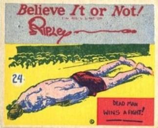 Ripley's Dead Boxing