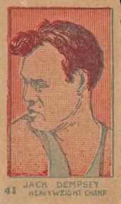 W512 Jack Dempsey Boxing