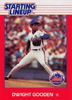 Dwight Gooden 1988 Starting Lineup Card