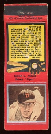 U1 Diamond Matchbook