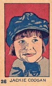 W512 Strip Card Jackie Coogan