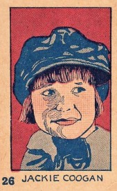 W512 Strip Card Jackie Coogan