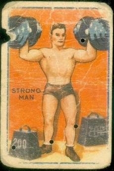 1933 Schutter-Johnson Strongman