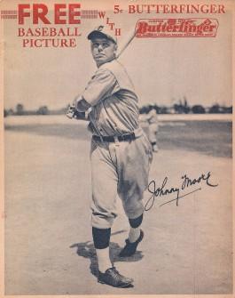 1934 Butterfinger Overprint R310