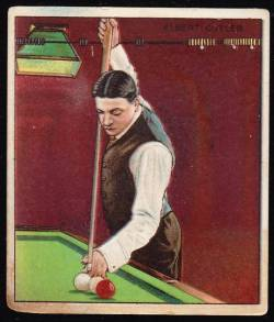 T218 Billiards Cutler