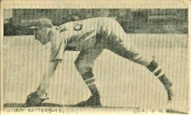 1930s Vancouver Peanuts Baseball