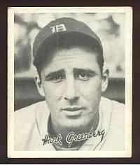 1936 Goudey Greenberg