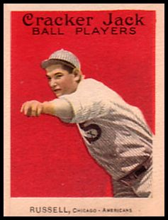 1914 cracker jack reb russell