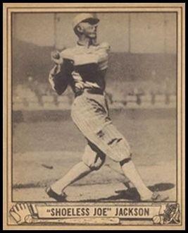 1940 play ball joe jackson