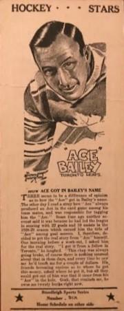 ace bailey stoodleigh