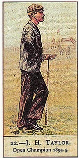 j.h. taylor 1900 cope golfers