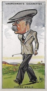 james braid 1931 churchman prominent golfers